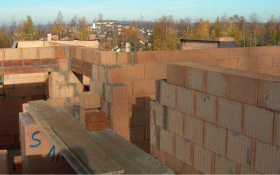 Schutzmaßnahmen bei Mauerwerk